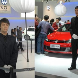 成都车展 成都国际汽车展览会秩序维护服务