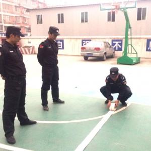 2017年2月中保翼虎驻中国水电五局项目组织消防学习